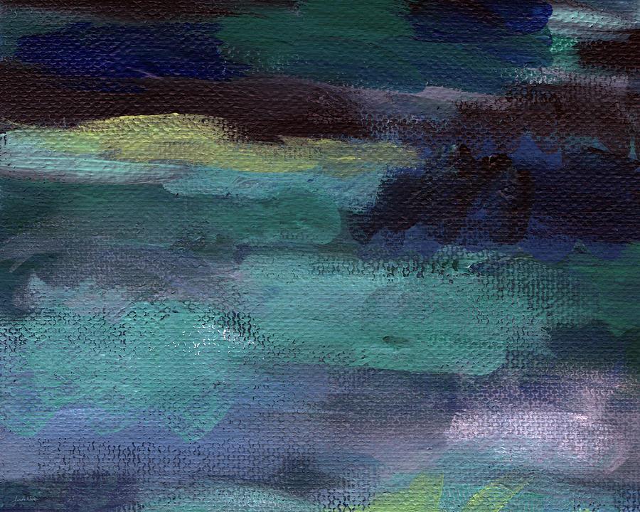 Deep Dreams- Abstract Art Painting