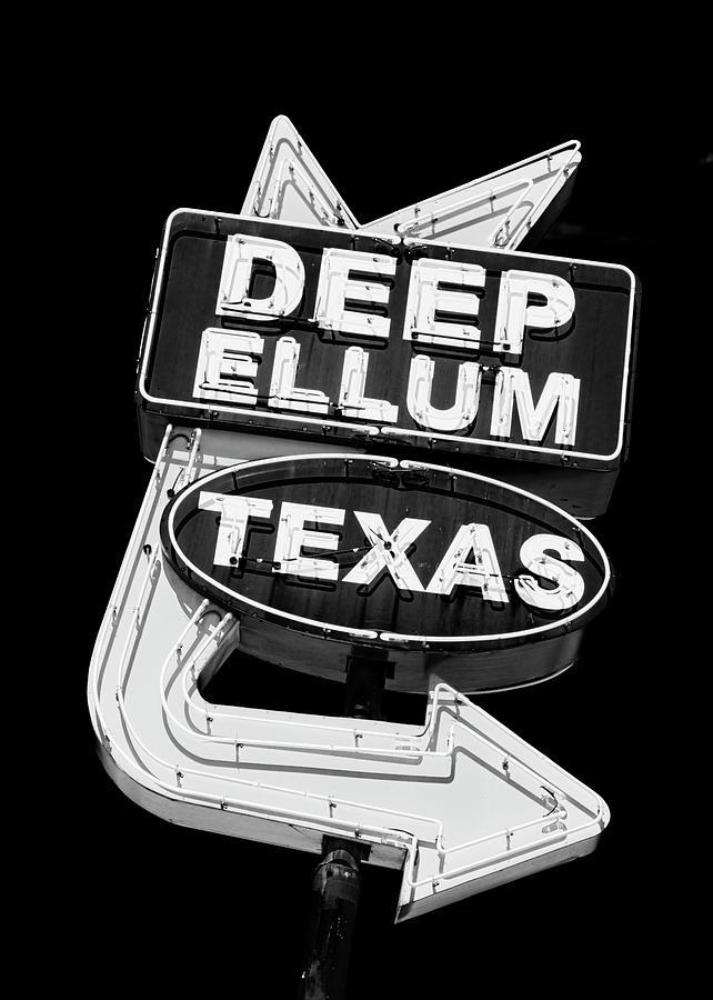 Dallas Photograph - Deep Ellum Texas by Stephen Stookey