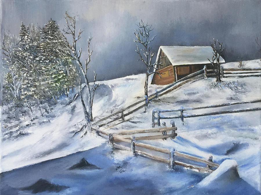 Deep in December by Terry R MacDonald