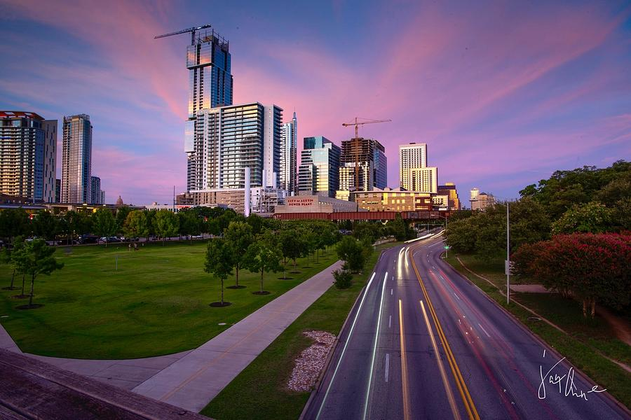 Deep in the heart of Texas by Jay Anne Boza