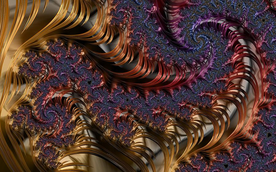 Deep in the Spirals by Paisley O'Farrell
