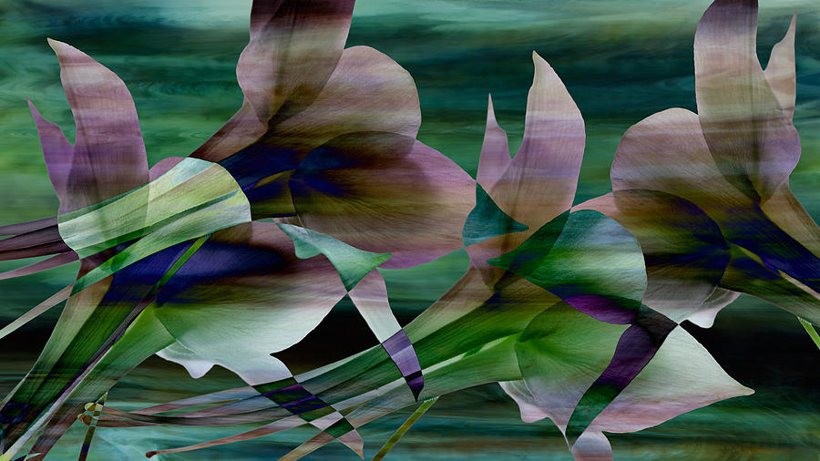 Deep Sea Garden by Marsha Tudor