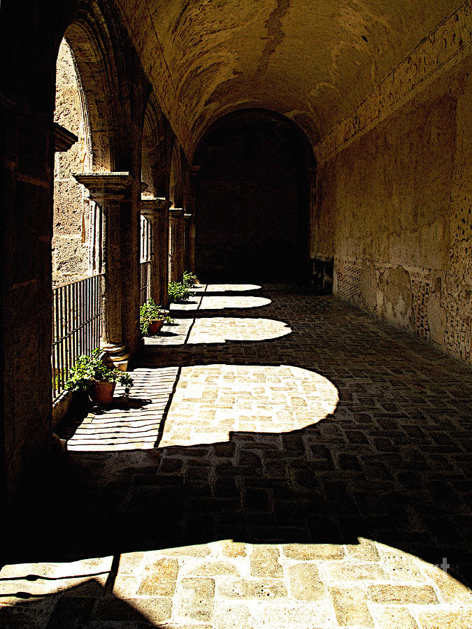 Darian Day Photograph - Deep Shadows by Mexicolors Art Photography