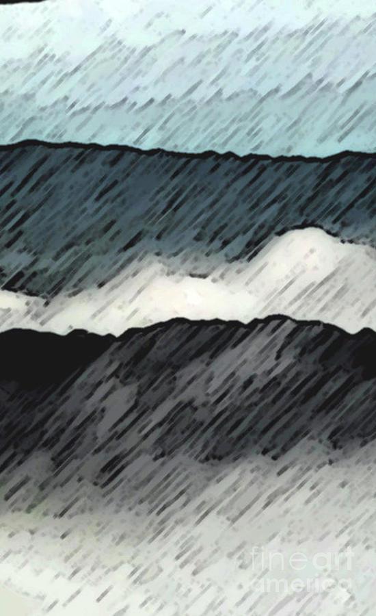 Deep Storm 1 Photograph by EGiclee Digital Prints