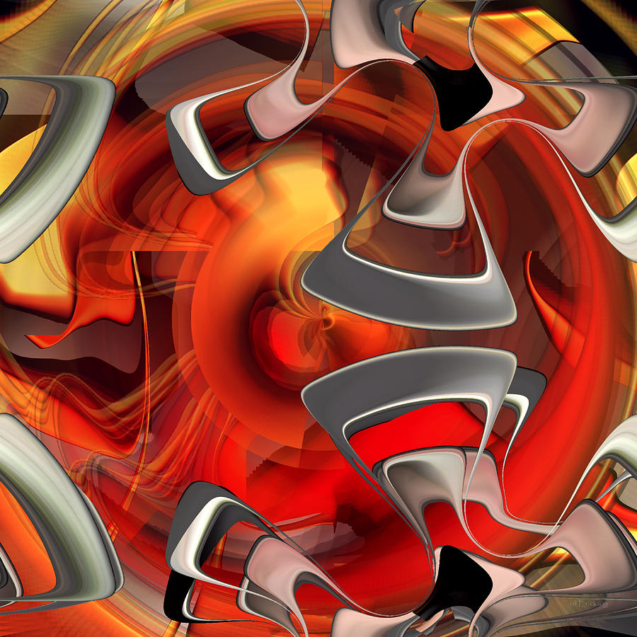 Deep Within - U09 by rd Erickson