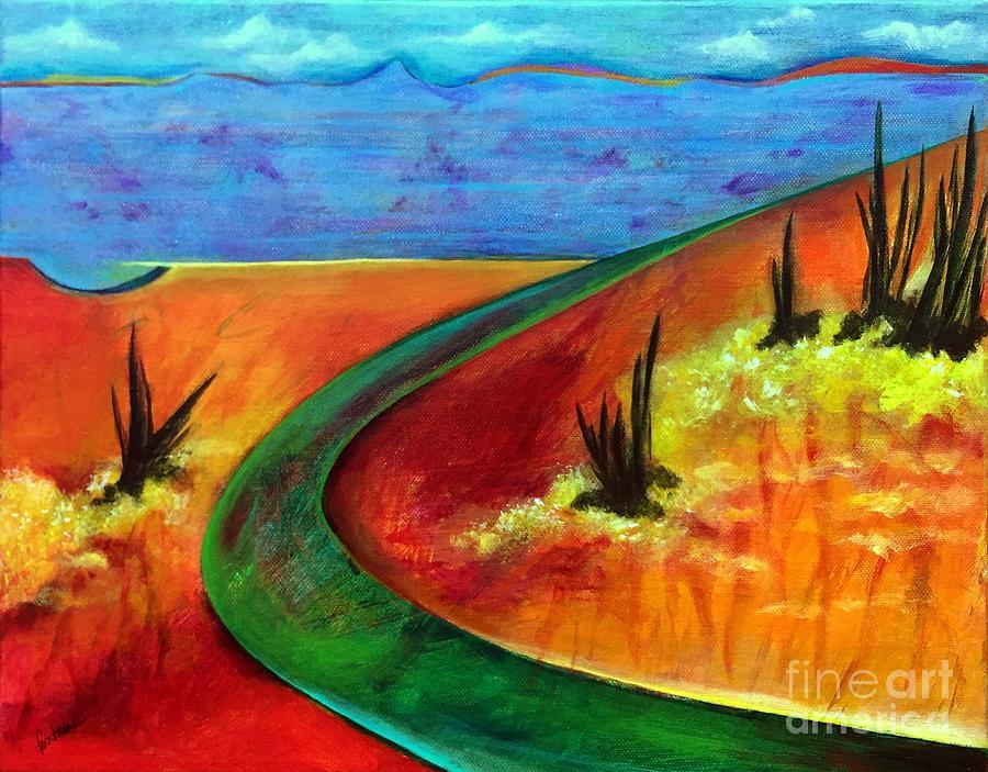 Deeper Than It Seems by Elizabeth Fontaine-Barr