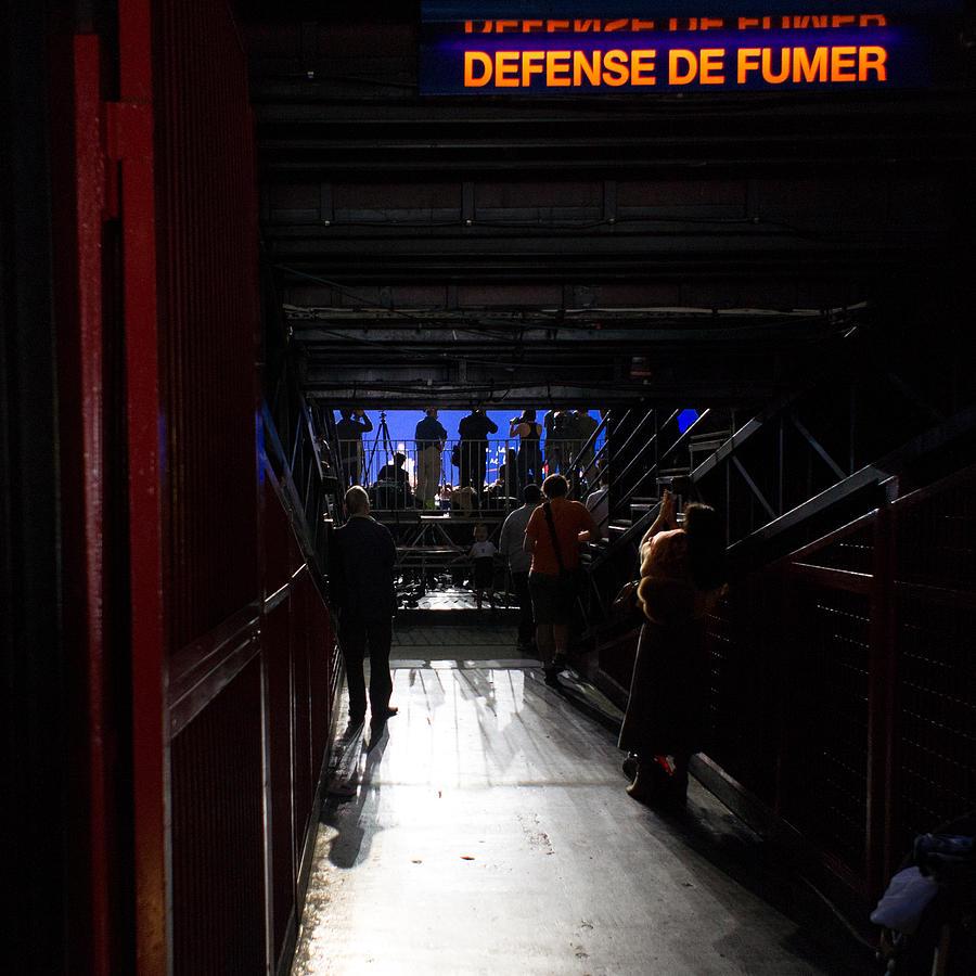 Defense De Fumer Photograph By Antoine Djidiouf Lang Cavelier