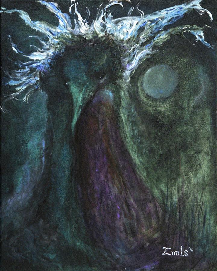 Deformed Transcendence by Christophe Ennis