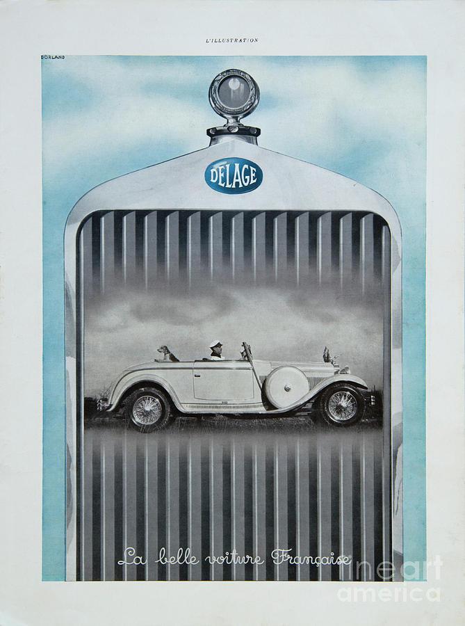 delage #8712 by Hans Janssen