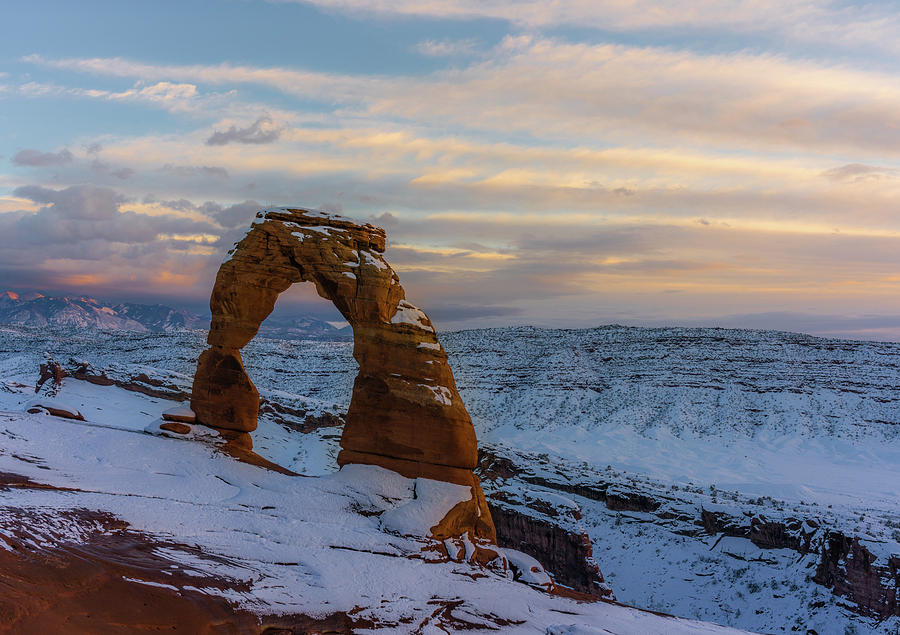 Delicate arch by Asif Islam