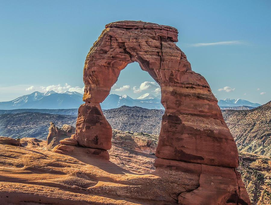 Delicate Arch in Early Morning by NaturesPix