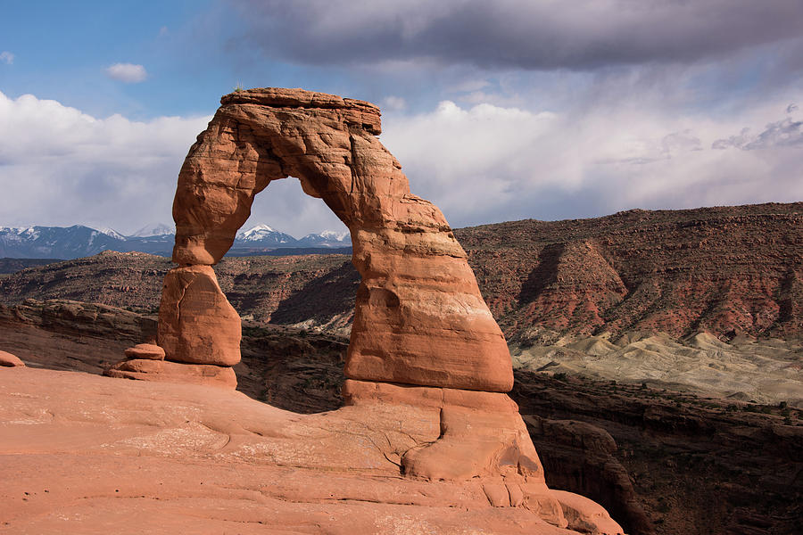 Delicate Arch by Jennifer Ancker