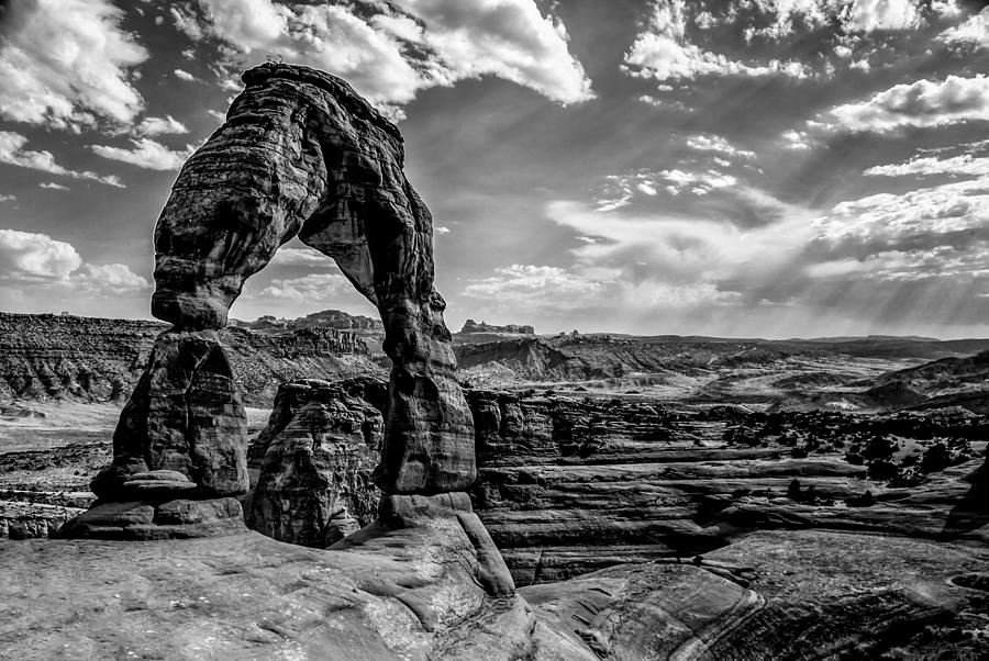 Utah Photograph - Time Stands Still by Brian Menasco