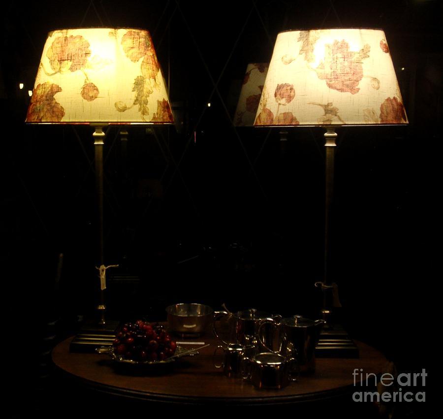 Romantic Photograph - Delicious Night by Valia Bradshaw