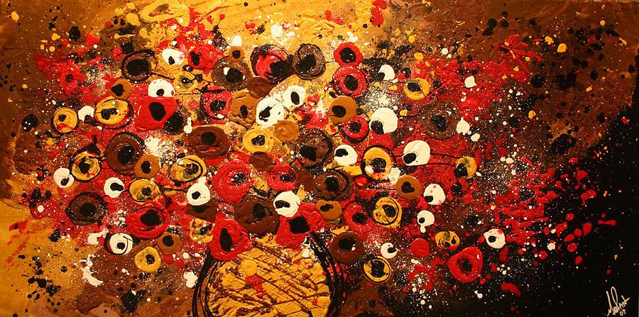 Delightful Painting by Moran Danan