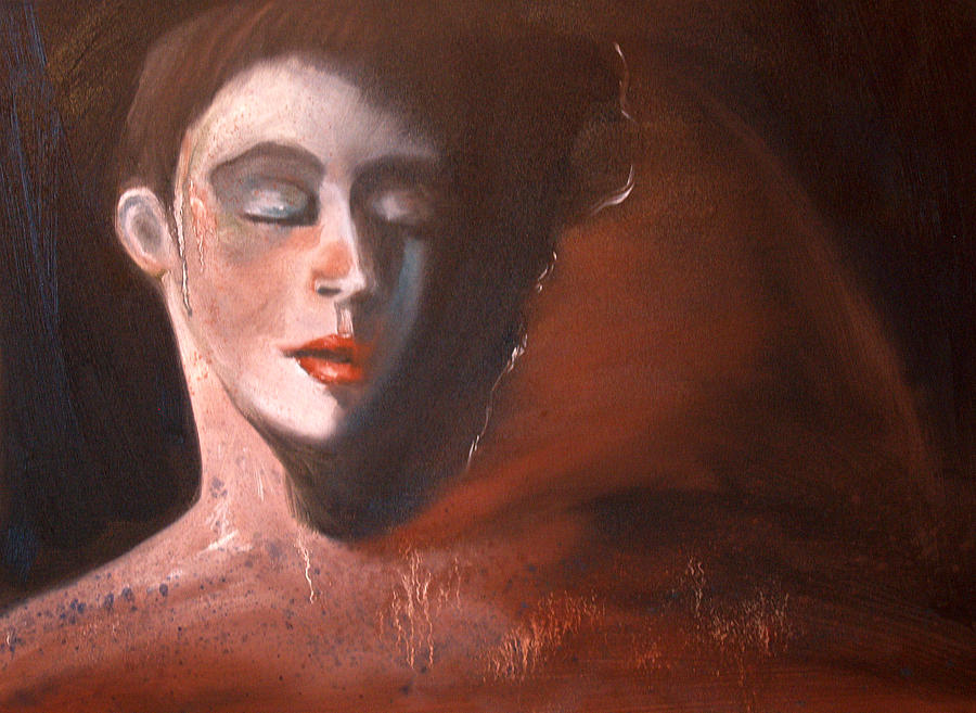 Delorous Painting by Niki Sands