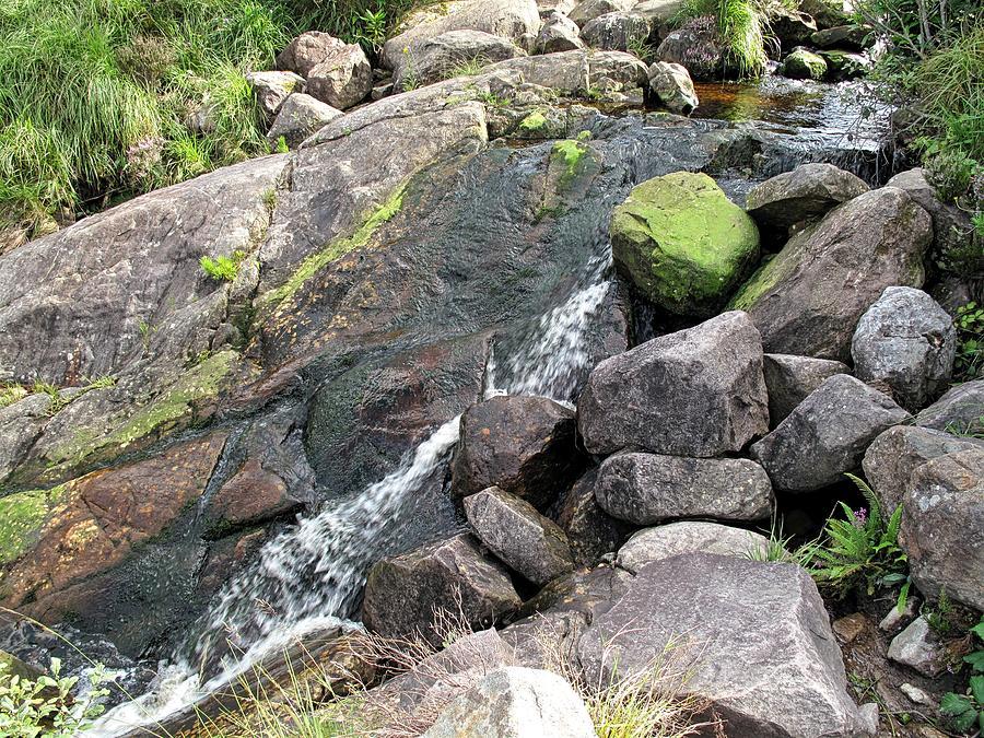 Delphi Stream Photograph
