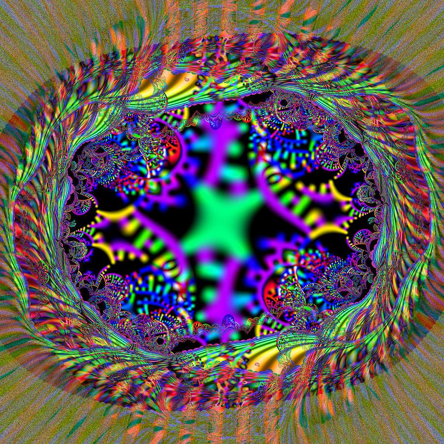 Demobility Digital Art