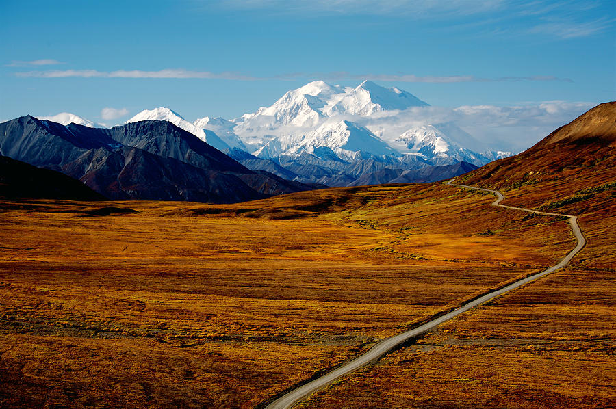 Denali Photograph - Denali by Graham Clark