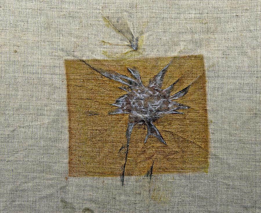 Dendrite Pastel by Sandra Langley