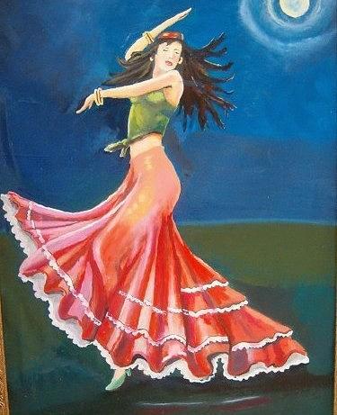 Deneme Painting by Fahrettin  Oktay