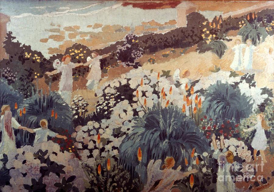 1912 Photograph - Denis: Paradise, 1912 by Granger