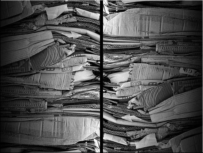 Abstract Photograph - Density-054 by Yehan Wang