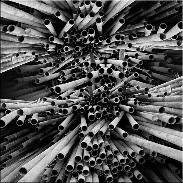 Abstract Photograph - Density-060 by Yehan Wang