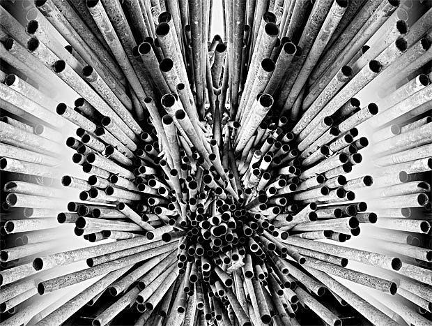 Abstract Photograph - Density-063 by Yehan Wang