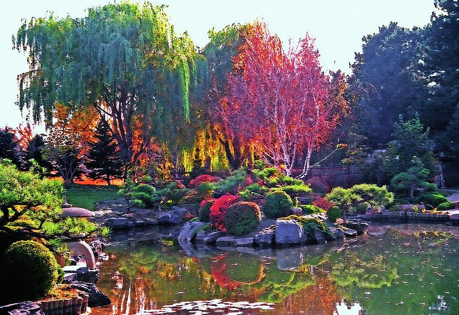 Denver Botanical Gardens 3 Photograph by Steve Ohlsen