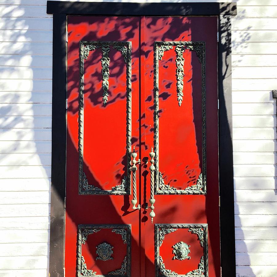 Door Photograph   Denver Door By Jeff Thacher