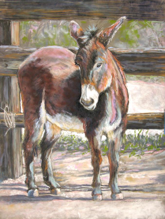 Animal Pastel - Deo Doro by Carole Haslock