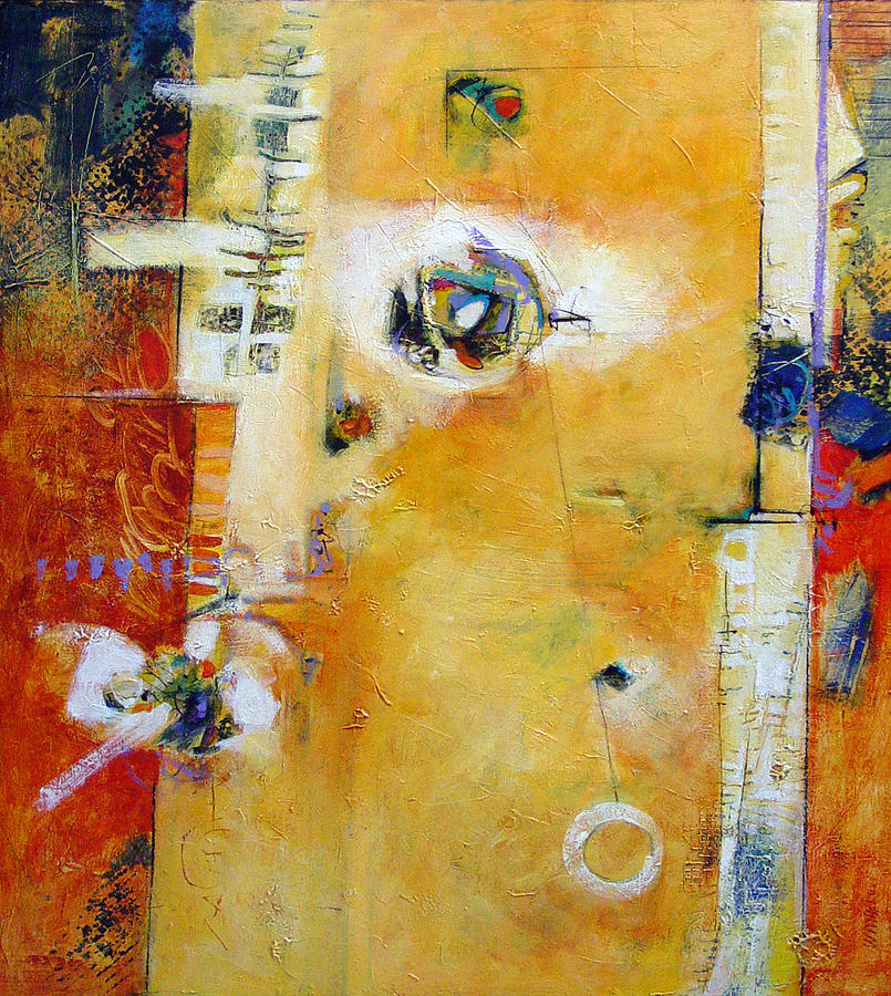 Abstract Painting - Dervish by Dale  Witherow