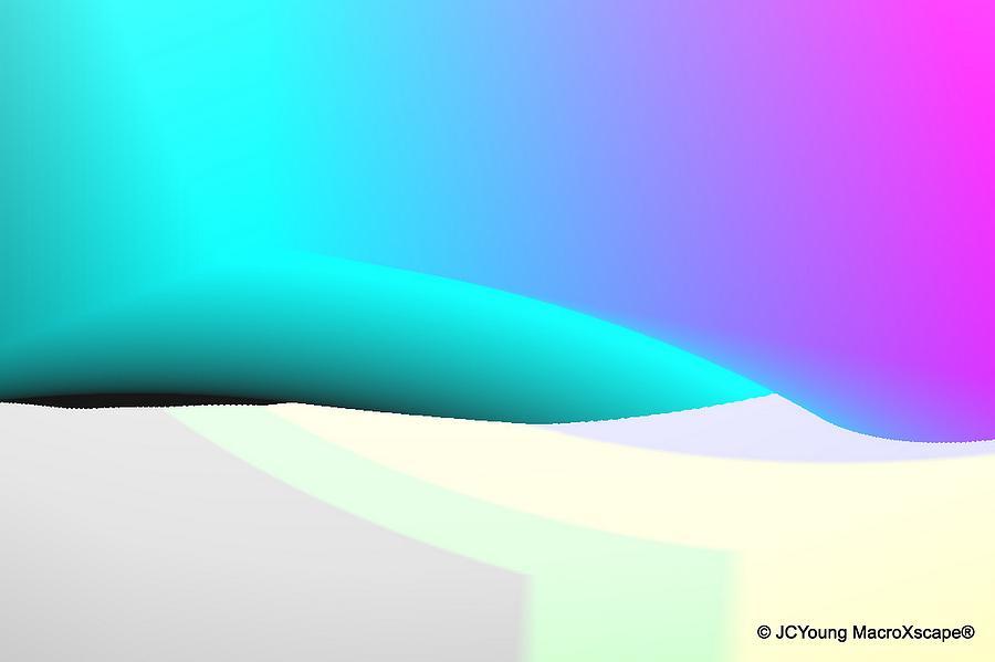 Desert Digital Art - Desert Dream by JCYoung MacroXscape