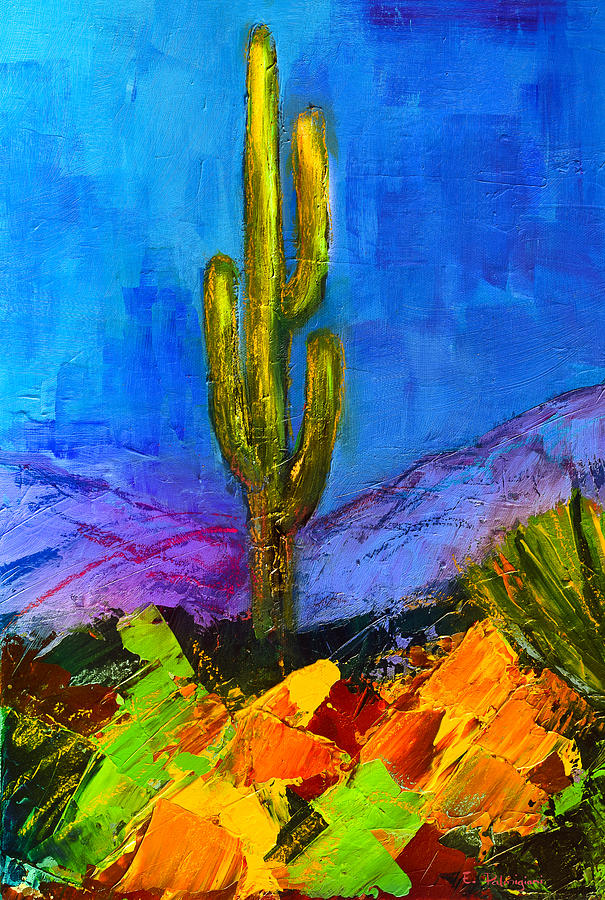 Desert Giant by Elise Palmigiani