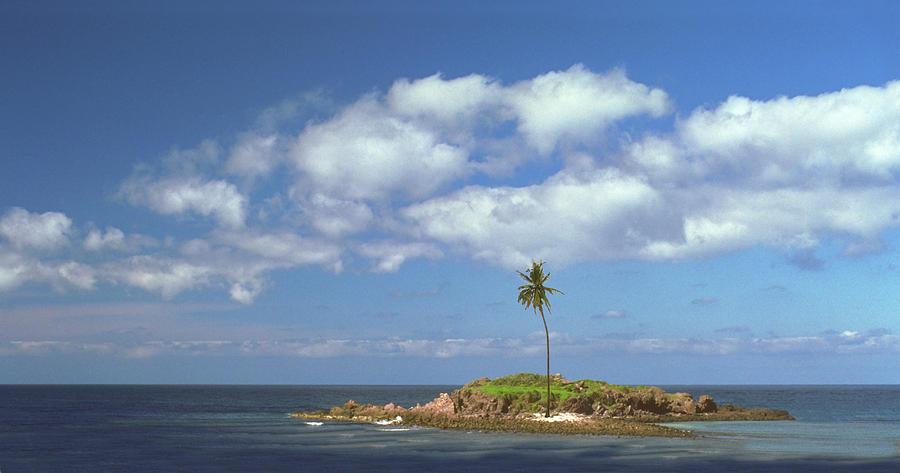 Island Photograph - Desert Island by Jerry McElroy