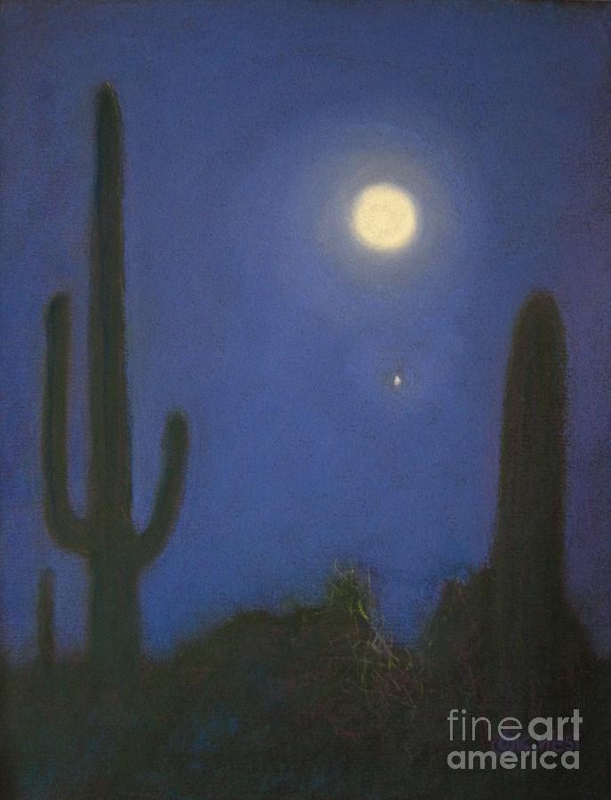 Desert Moon by Katrina West