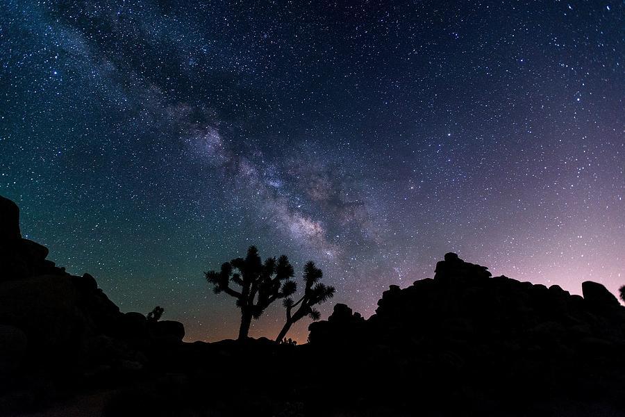 Desert Night Sky by Starry Night