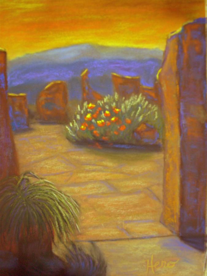 Desert Pastel - Desert Rose by Marcia  Hero