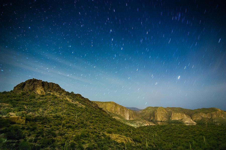 Arizona Photograph - Desert Sky by Robert Davis