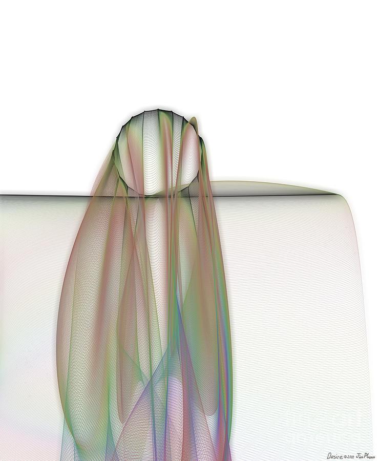 Desire Digital Art - Desire by Jim  Plaxco