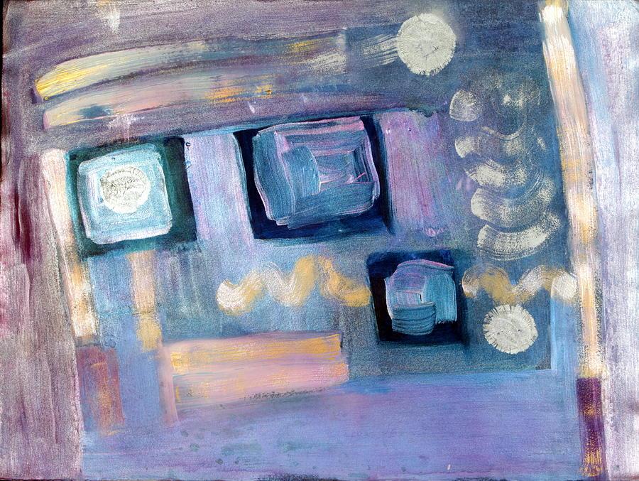 Desktop Painting - Desktop  by Don  Wright