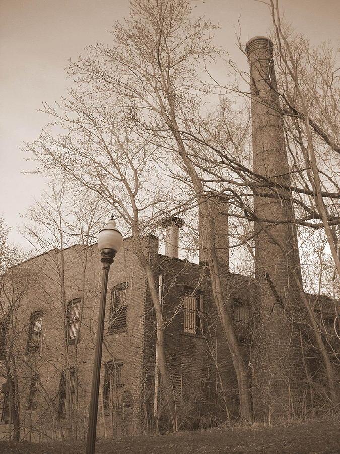 Sepia Photograph - Desolate by Robert Babler