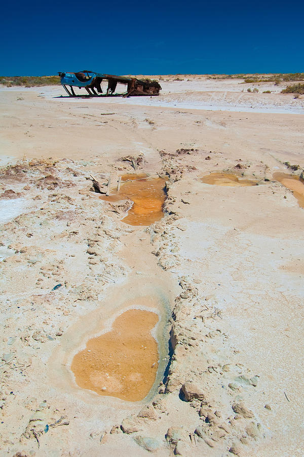 Desert Photograph - Desolate by Tim Nichols
