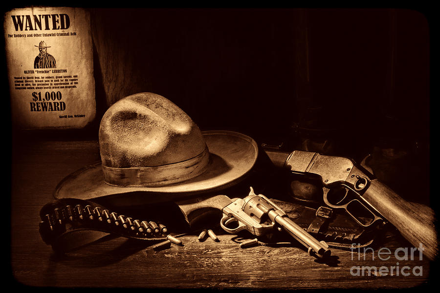 Desperado by American West Legend By Olivier Le Queinec