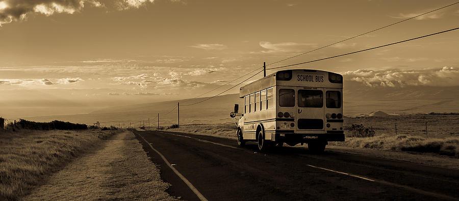 Destination Unknown Photograph - Destination Unknown by Craig Watanabe