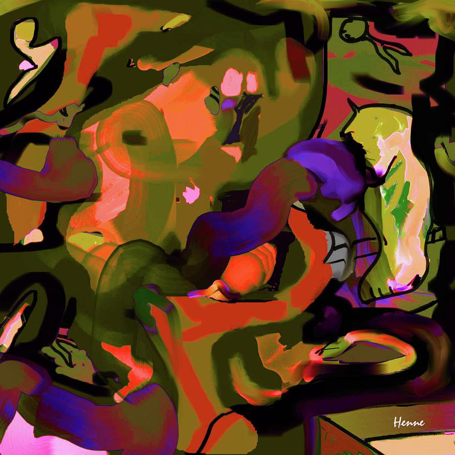 Digital Digital Art - Destiny by Robert Henne