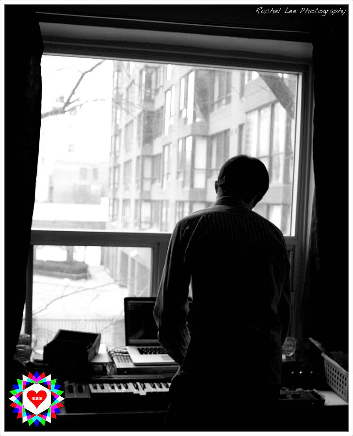 Musican Photograph - Detached Observer by Rachel Lee  Tentcher