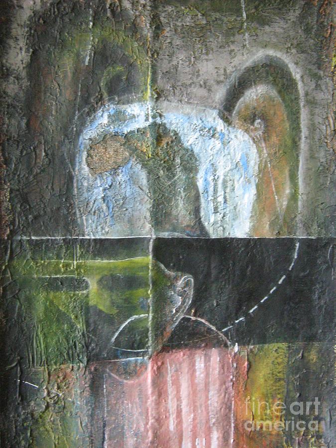 Detail Painting by Milush Mitushev