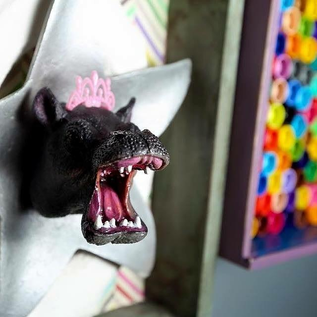 Assemblage Sculpture - Detail Of My Sweet Child by Amber McElreath